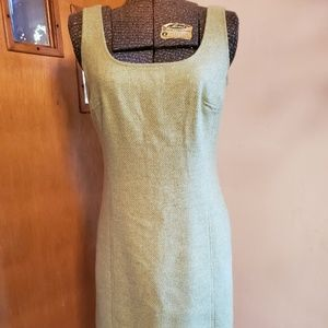 NWT Ann Taylor Wool Blend Sz 4 Dress